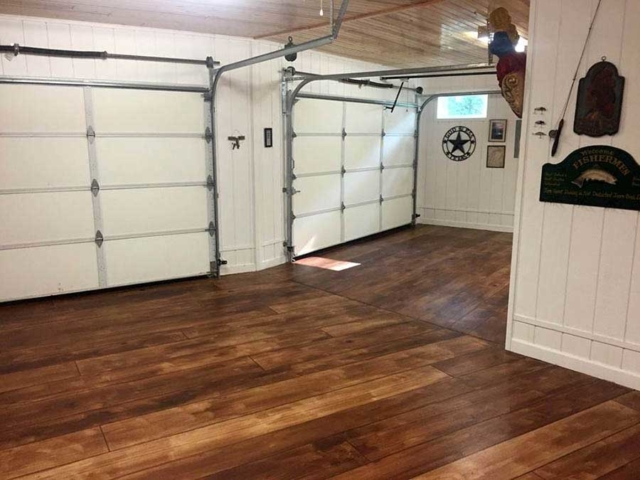 Epoxy Garage Flooring Album